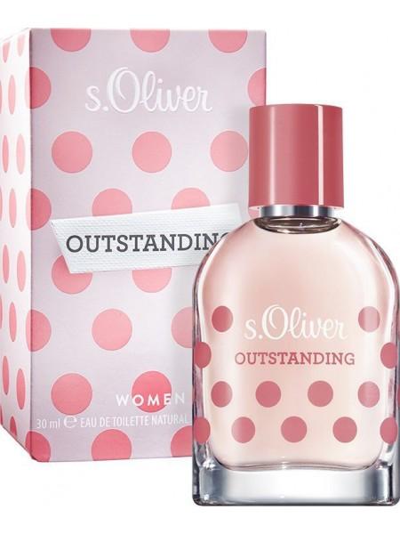 s.Oliver Outstanding Women туалетная вода 30 мл
