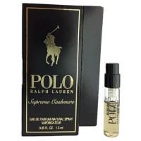 Ralph Lauren Polo Supreme Cashmere пробник 1.5 мл