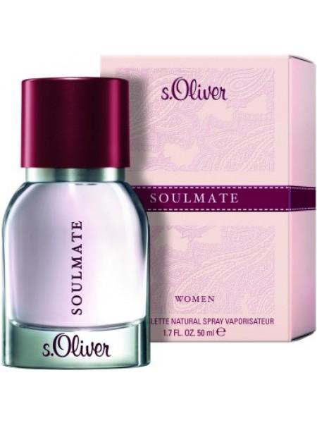 s.Oliver Soulmate Women туалетная вода 50 мл