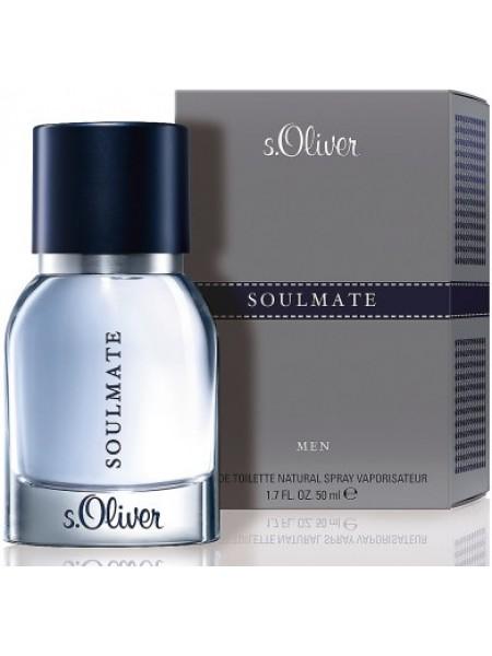 s.Oliver Soulmate Men туалетная вода 50 мл