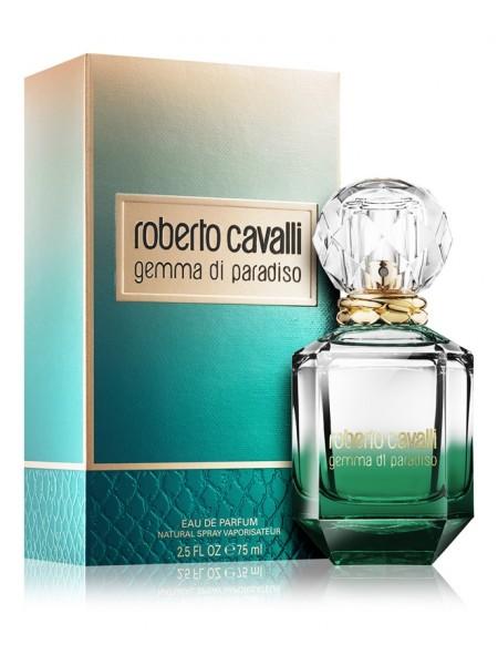Roberto Cavalli Gemma di Paradiso парфюмированная вода 75 мл