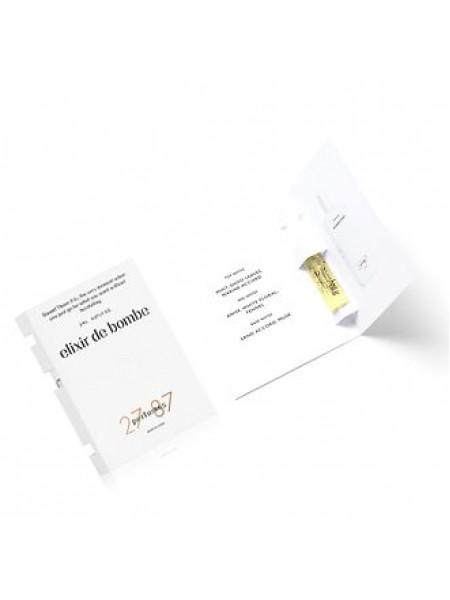 27 87 Perfumes Elixir de Bombe пробник 2 мл