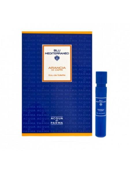 Acqua di Parma Blu Mediterraneo Arancia di Capri пробник 1.2 мл