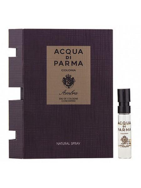 Acqua di Parma Colonia Ambra пробник 1.5 мл