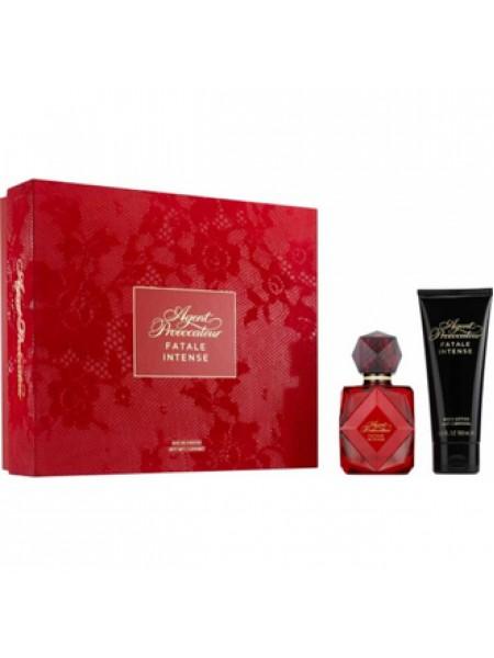 Agent Provocateur Fatale Intense Подарочный набор (парфюмированная вода 50 мл + лосьон для тела 100 мл)