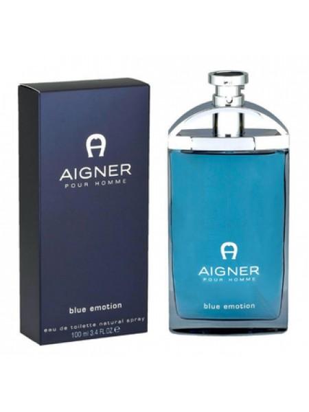 Aigner Blue Emotion туалетная вода 100 мл