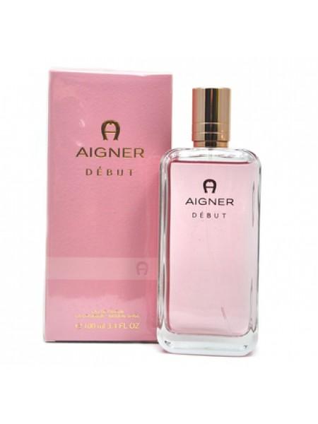 Aigner Debut парфюмированная вода 100 мл