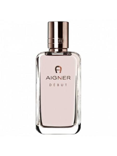 Aigner Debut тестер (парфюмированная вода) 100 мл