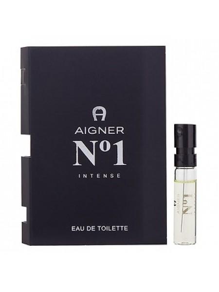 Aigner No 1 Intense пробник 1.5 мл