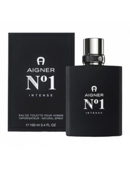 Aigner No 1 Intense туалетная вода 100 мл