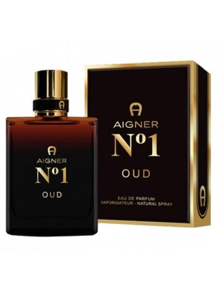 Aigner No1 Oud парфюмированная вода 50 мл