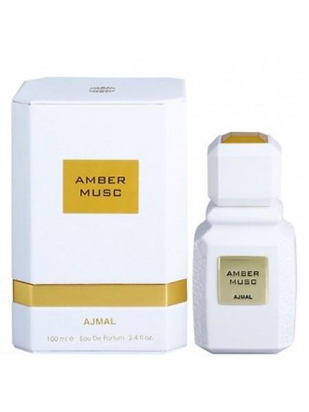 Ajmal Amber Musc парфюмированная вода 100 мл