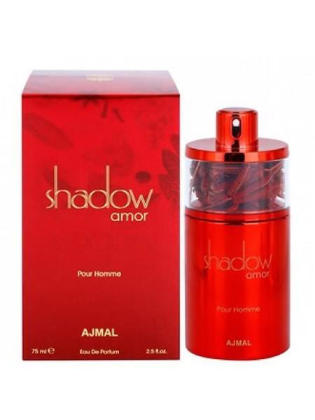 Ajmal Shadow Amor Pour Homme парфюмированная вода 75 мл