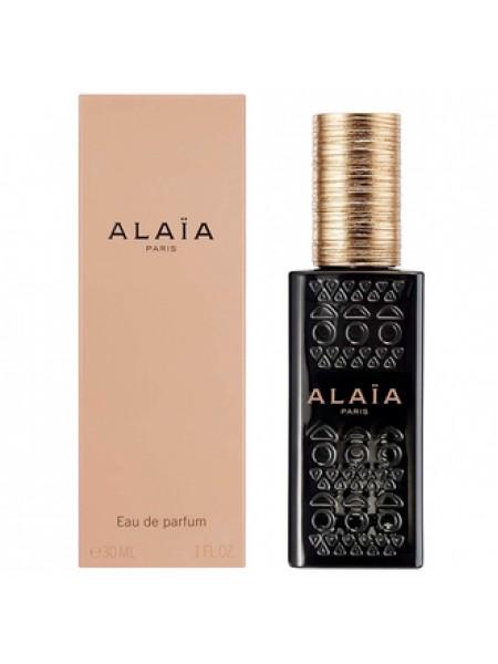 Alaia Paris Alaia парфюмированная вода 30 мл