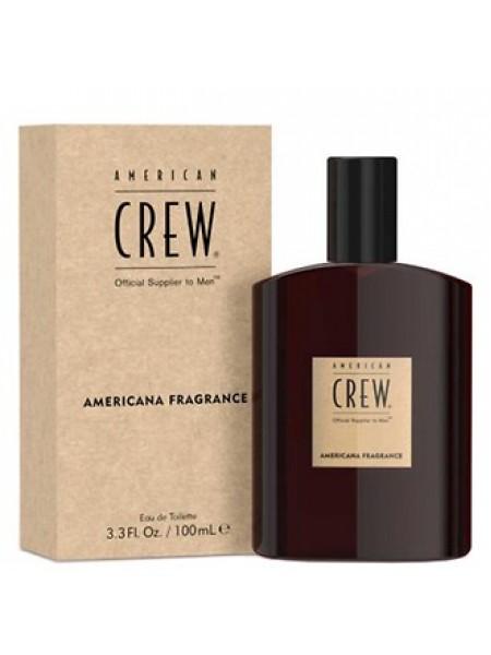 American Crew Americana Fragrance туалетная вода 100 мл