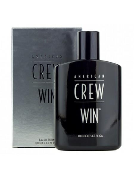 American Crew Win туалетная вода 100 мл