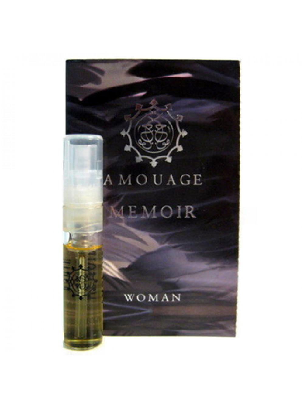 купить Amouage Memoir Woman пробник 2 мл в интернет магазине