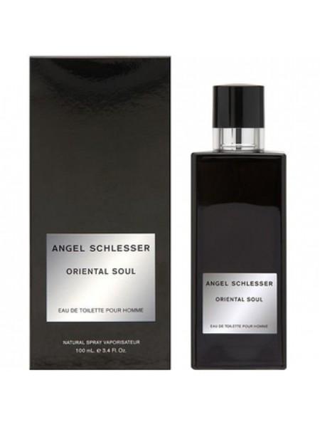 Angel Schlesser Oriental Soul Pour Homme туалетная вода 100 мл
