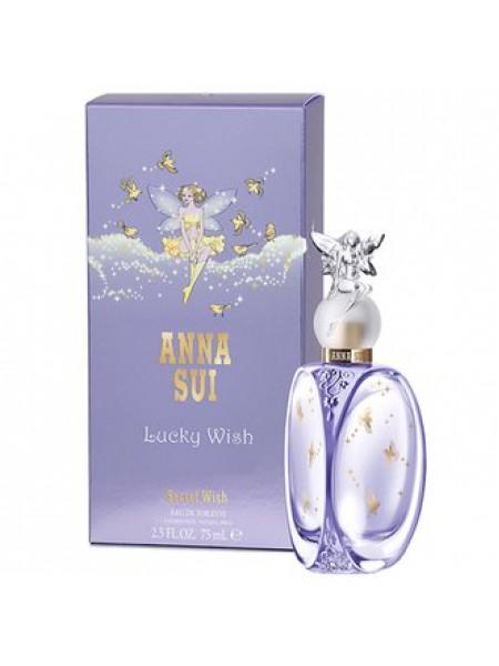 Anna Sui Lucky Wish Secret Wish туалетная вода 50 мл