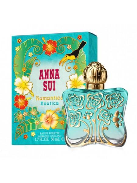 Anna Sui Romantica Exotica туалетная вода 50 мл