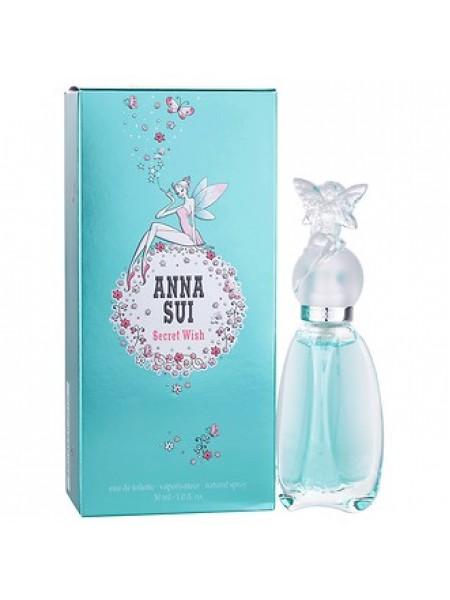 Anna Sui Secret Wish туалетная вода 30 мл