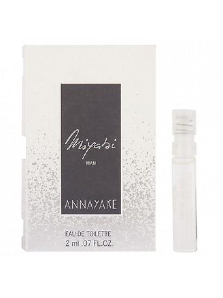 Annayake Miyabi Man пробник 2 мл