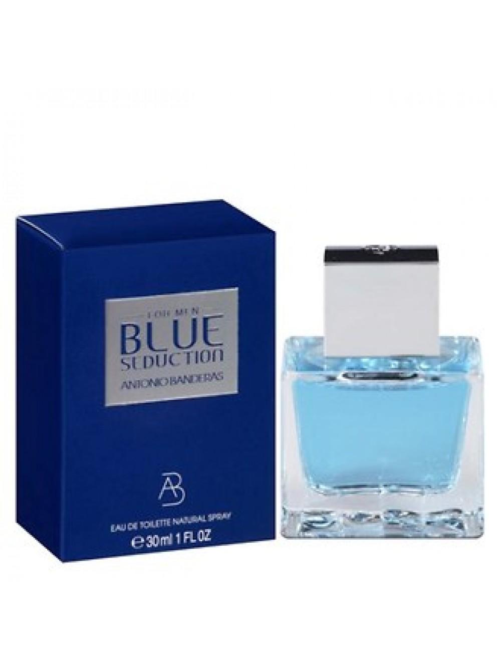 купить Antonio Banderas Blue Seduction For Men туалетная вода 30 мл