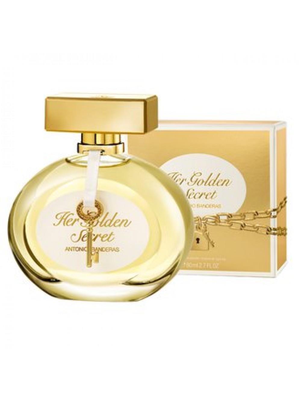 купить Antonio Banderas Her Golden Secret подарочный набор