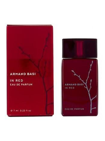 Armand Basi In Red Eau de Parfum миниатюра 7 мл