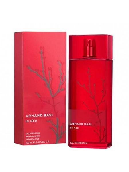 Armand Basi In Red Eau de Parfum парфюмированная вода 100 мл