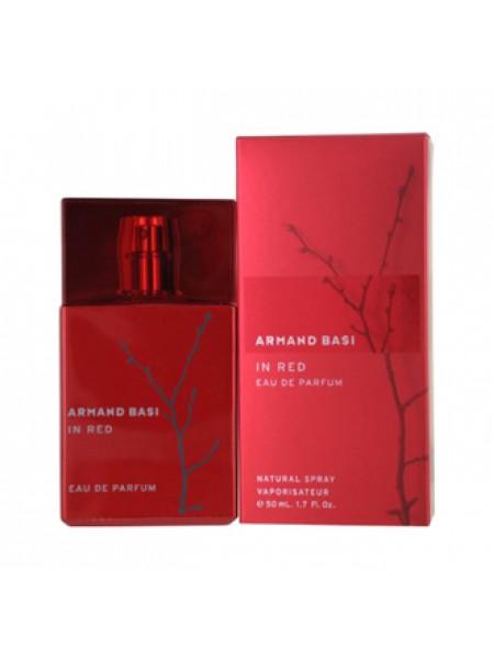 Armand Basi In Red Eau de Parfum парфюмированная вода 50 мл