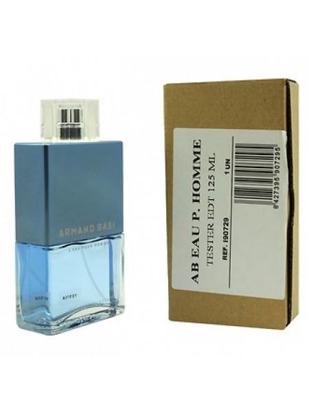 Armand Basi L'Eau Pour Homme тестер с крышечкой (туалетная вода) 125 мл