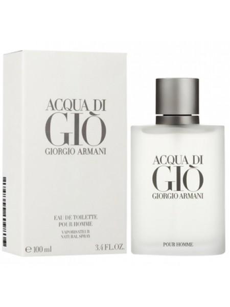 Armani Acqua di Gio Pour Homme туалетная вода 100 мл