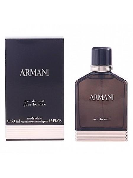 Armani Eau de Nuit Pour Homme туалетная вода 50 мл