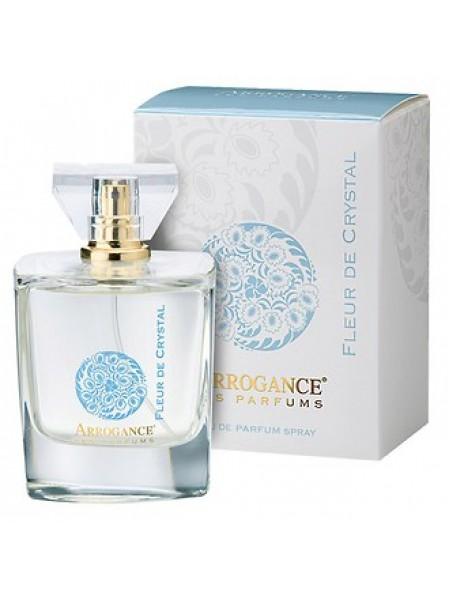 Arrogance Les Perfumes Fleur de Crystal туалетная вода 100 мл