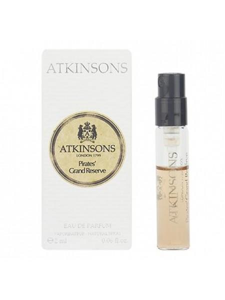 Atkinsons Pirates Grand Reserve пробник 2 мл