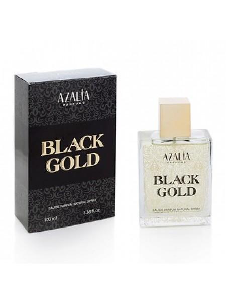 Azalia Parfums Black Gold парфюмированная вода 100 мл