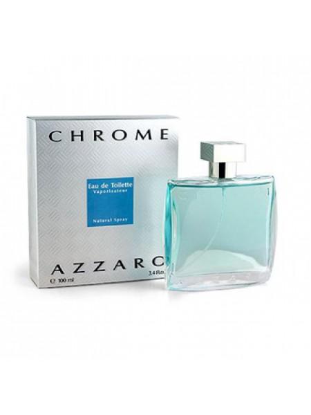 Azzaro Chrome туалетная вода 100 мл