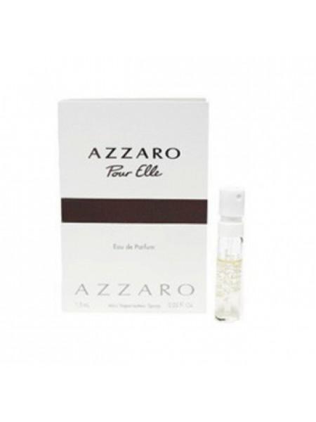 Azzaro Pour Elle пробник 1.5 мл