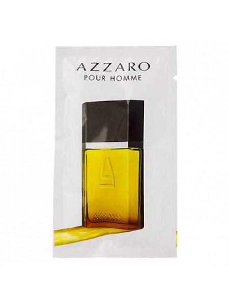 Azzaro Pour Homme пробник 1.2 мл