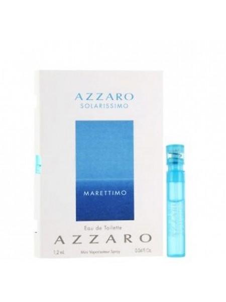 Azzaro Solarissimo Marettimo пробник 1.2 мл