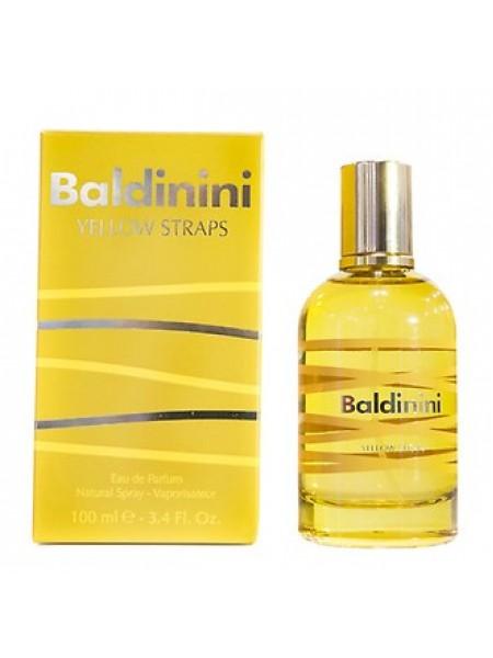 Baldinini Yellow Straps парфюмированная вода 100 мл