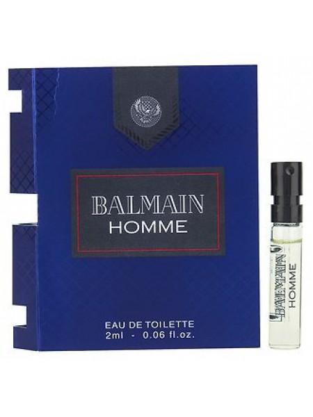 Balmain Homme пробник 2 мл