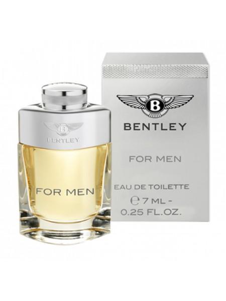 Bentley for Men миниатюра 7 мл