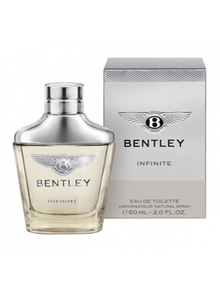 Bentley Infinite Eau de Toilette туалетная вода 60 мл