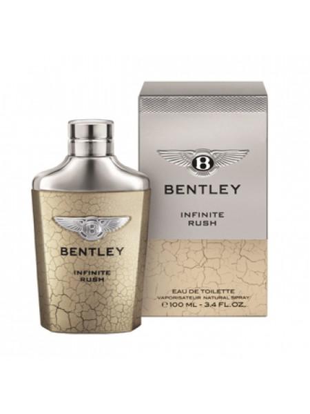 Bentley Infinite Rush туалетная вода 100 мл