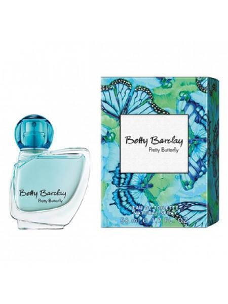 Betty Barclay Pretty Butterfly туалетная вода 50 мл