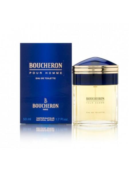 Boucheron Pour Homme туалетная вода 50 мл