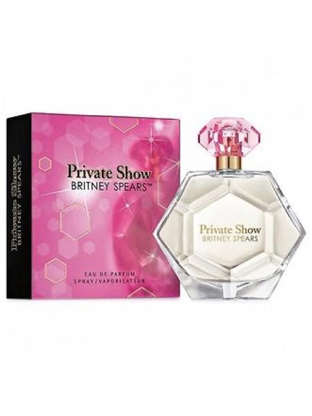 Britney Spears Private Show парфюмированная вода 50 мл