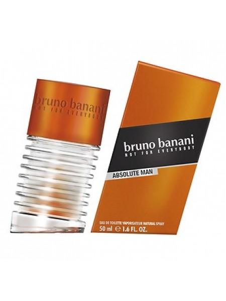 Bruno Banani Absolute Man туалетная вода 50 мл